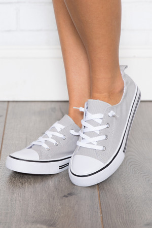 The Suzie Sneakers Grey