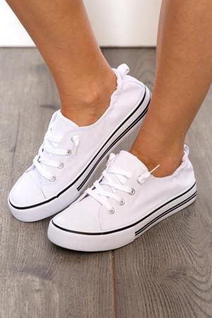 The Suzie Sneakers White