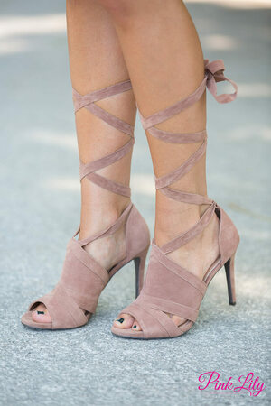 The Juliet Heels