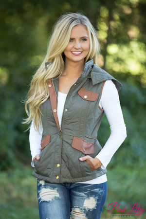 Still Got That Something Quilted Vest