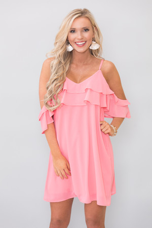 Let My Heart Glow Dress