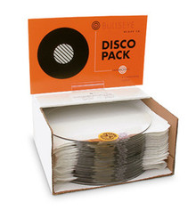 Bullseye Disco Packs 9""
