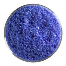 Bullseye Glass Cobalt Blue Opal, Frit, Medium, 1 lb jar 000114-0002-F-P001