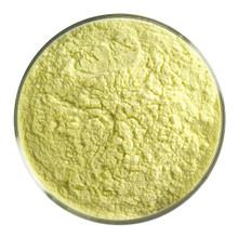 Bullseye Glass Canary Yellow Opal, Frit, Powder, 1 lb jar 000120-0008-F-P001