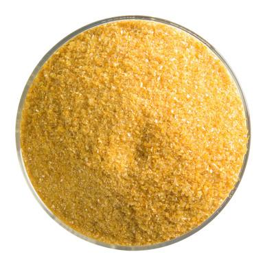 Bullseye Glass Butterscotch Opal, Frit, Fine, 1 lb jar 000337-0001-F-P001