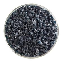 Bullseye Glass Aquamarine Blue Transparent, Frit, Coarse, 1 lb jar 001108-0003-F-P001