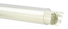 Carnelian Transparent, 1mm Stringer