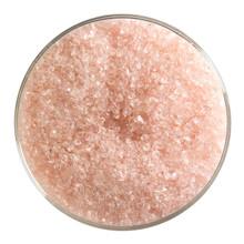 Bullseye Glass Coral Orange Transparent Tint, Frit, Medium, 1 lb jar 001834-0002-F-P001