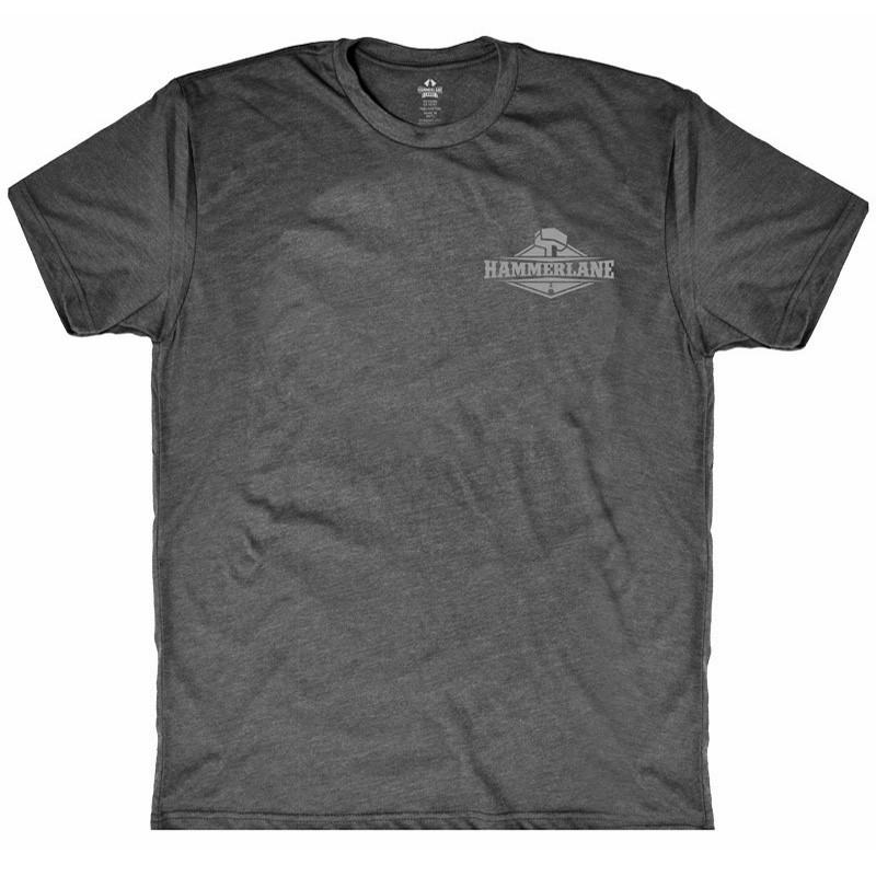 Diesel Addicted Hammer Lane Trucker Shirt Front