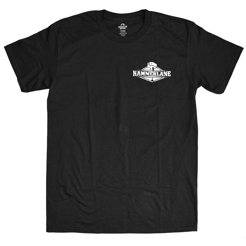 KWhopper Hammer Lane Trucker T-Shirt Front