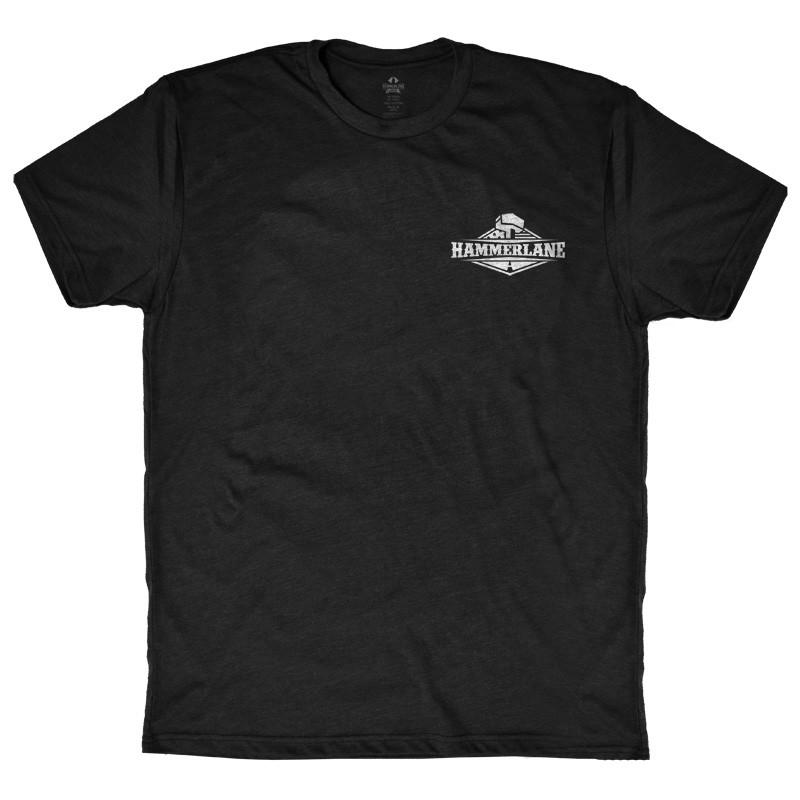 Pride 2.0 Hammer Lane T-Shirt Front