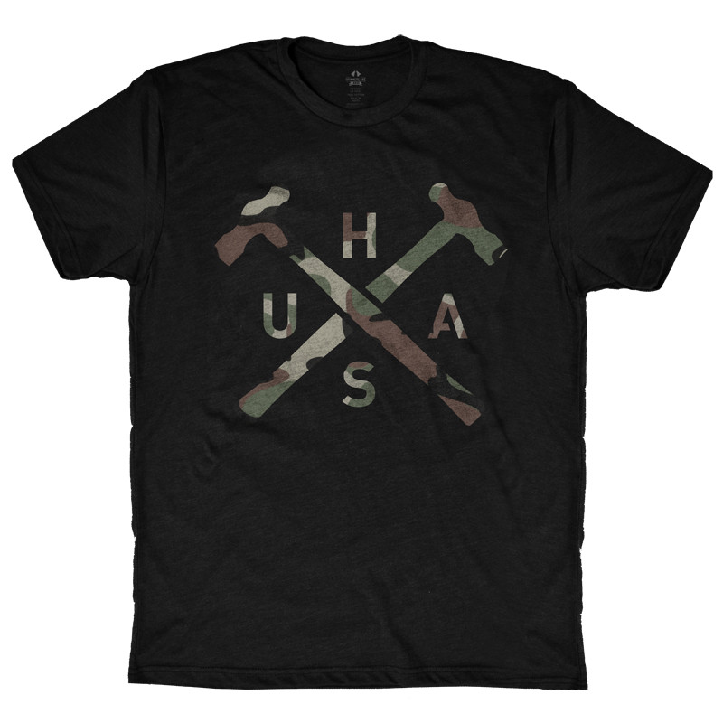 Camo HUSA Hammer Lane T-Shirt