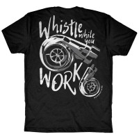 Whistle While You Work Hammer Lane T-Shirt