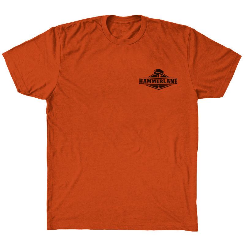 Tanker Yanker Hammer Lane Shirt Front