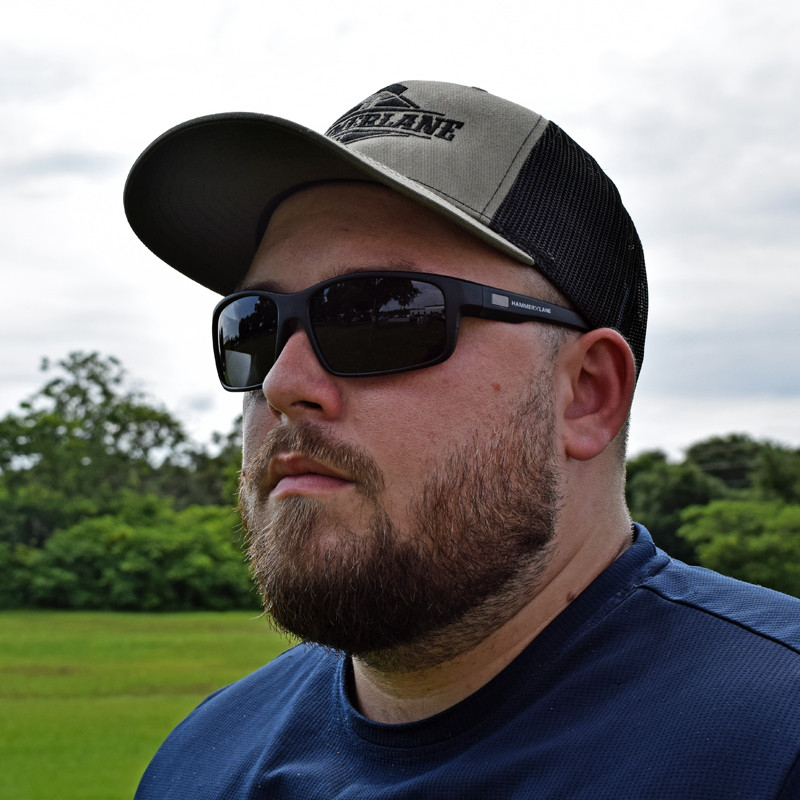 Hammerlane Original Polarized Sunglasses On Side 2