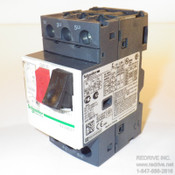 GV2ME07 Schneider Electric Motor Starter and Protector 2.5Amp 600VAC