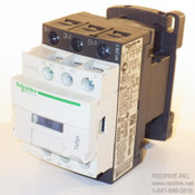 LC1D12U7 Schneider Electric Contactor Non-Reversing 25A 240VAC coil
