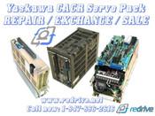 REPAIR CPCR-MR082KAT Yaskawa Yasnac DC ServoPack Servo