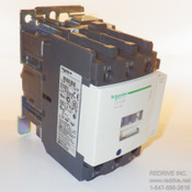 LC1D40G7 Schneider Electric Contactor Non-Reversing 60A 120VAC coil