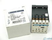 LC1K0910G7 Schneider Electric Mini Contactor Non-Reversing 20A 120VAC coil
