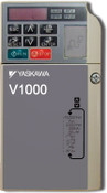 New CIMR-VU4A0002FAA Yaskawa V1000 AC DRIVE 480V 3-PH 2A 1HP VFD