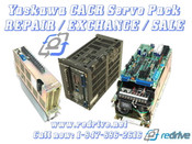 REPAIR CPCR-MR085K2 Yaskawa DC Servo Drive Unit