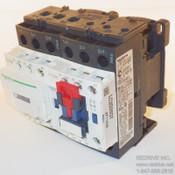 LC2D25U7 Schneider Electric Contactor Reversing 3-pole 40A 240VAC coil