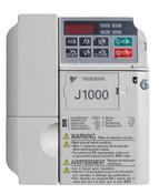 New CIMR-JU2A0006BAA Yaskawa J1000 AC DRIVE 240V 3-PH 6A 1HP VFD