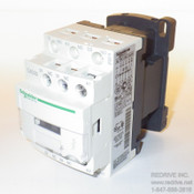CAD32G7 Schneider Electric Industrial control relay 10Amp 120V