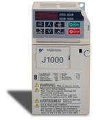 New CIMR-JU2A0002BAA Yaskawa J1000 AC DRIVE 240V 3-PH 2A 1/4HP VFD