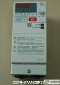 CIMR-V7AM20P21 Yaskawa V7 GPD315 AC Drive 0.25HP 230V
