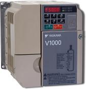 New CIMR-VU4A0004FAA Yaskawa V1000 AC DRIVE 480V 3-PH 4A 2HP VFD