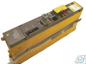 A06B-6096-H102 FANUC Servo Amplifier Module SVM1-20 FSSB alpha servo amp. Single axis A06B-6096 CNC AC servo drive.
