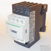 LC1DT40G7 Schneider Electric Contactor Non-Reversing 40A 120VAC coil