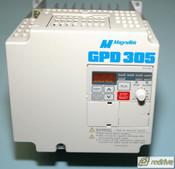 CIMR-J7AM43P70 Yaskawa J7 GPD305 AC Drive 5.0HP 460V VFD