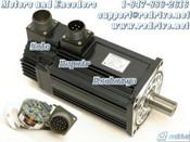 Mitsubishi HA80CS permanent magnet AC Servo Motor 2