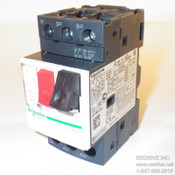 GV2ME05 Schneider Electric Motor Starter and Protector 1Amp 600VAC