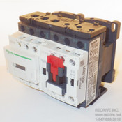 LC2D12T7 Schneider Electric Contactor Reversing 3-pole 25A 480VAC coil