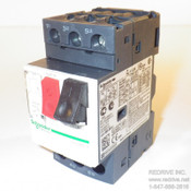 GV2ME10 Schneider Electric Motor Starter and Protector 6.3Amp 600VAC