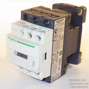 LC1D18T7 Schneider Electric Contactor Non-Reversing 32A 480VAC coil