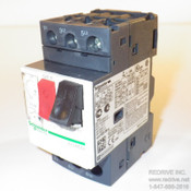 GV2ME06 Schneider Electric Motor Starter and Protector 1.6Amp 600VAC