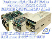 CIMR-VMS25P5 Yaskawa VM3 Spindle Drive 230 VAC 5.5 kW Varispeed VS626
