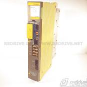 A06B-6096-H105 FANUC Servo Amplifier Module SVM1-80 FSSB alpha servo amp. Single axis A06B-6096 CNC AC servo drive.