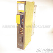 A06B-6096-H104 FANUC Servo Amplifier Module SVM1-40L FSSB alpha servo amp. Single axis A06B-6096 CNC AC servo drive.