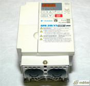 CIMR-V7AM21P5 Yaskawa V7 GPD315 AC Drive 2.0HP 230V
