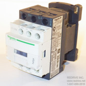 LC1D09G7 Schneider Electric Contactor Non-Reversing 20A 120VAC coil