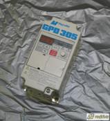 Yaskawa / Magnetek GPD 305/J7 0.19kW 230V AC Drive 20P2