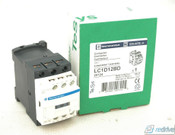 LC1D12BD Schneider Electric Contactor Non-Reversing 25A 24VDC coil