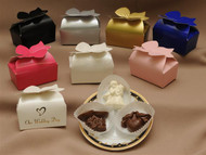 Wedding Favor Bow Box