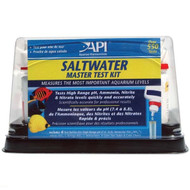 Aquarium Pharmaceuticals (API) Saltwater Liquid Master Test Kit